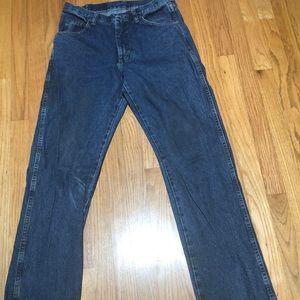 EUC Wrangler Regular Fit Jeans Size 32L32